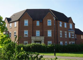 Thumbnail 2 bed flat for sale in Archer Court, Sittingbourne
