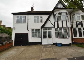 Thumbnail 4 bed semi-detached house for sale in Avondale Crescent, Redbridge, Essex
