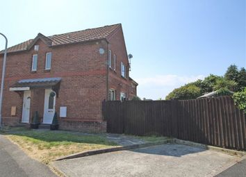 Thumbnail 2 bed end terrace house for sale in Carroll Road, Crownhill, Plymouth