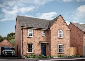 """Thumbnail 4 bedroom detached house for sale in """"The Darlington S Third Edition"""" at Wragley Way, Stenson Fields, Derby"""