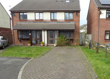 Thumbnail 3 bed property to rent in Llys Holcwm, Ferryside, Carmarthenshire