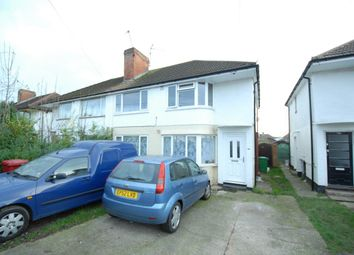 Thumbnail 2 bed maisonette to rent in Hampshire Avenue, Slough
