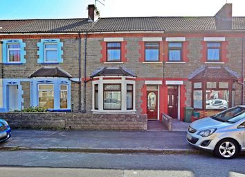 Thumbnail 3 bed terraced house for sale in De Barri Street, Rhydyfelin, Pontypridd