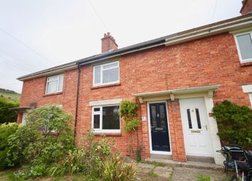 Thumbnail 2 bed terraced house for sale in Newton Road, Maiden Newton, Dorchester