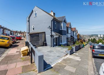 Thumbnail 3 bedroom end terrace house for sale in Hartington Road, Brighton