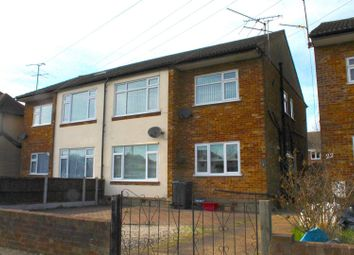 Thumbnail 2 bed flat for sale in Hurstwood Avenue, Pilgrims Hatch, Brentwood