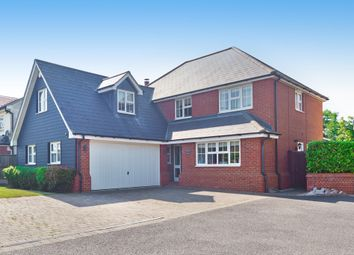 Thumbnail 5 bed detached house for sale in Maldon Road, Colchester