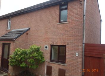 Thumbnail 2 bedroom end terrace house to rent in Keats Grove, Priory Park, Haverfordwest