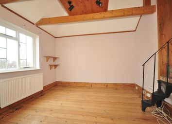 Thumbnail 1 bed end terrace house to rent in Stanford Avenue, Brighton