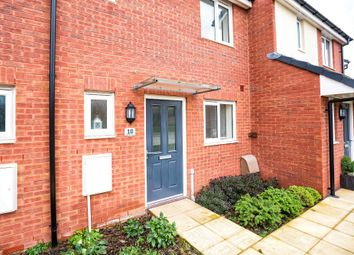 Thumbnail 2 bed terraced house for sale in Heritage Road, Exeter