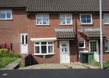 Thumbnail 2 bedroom terraced house to rent in Briton Way, Wymondham