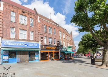 Thumbnail 1 bed flat to rent in The Broadway, Greenford