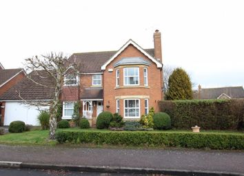 Thumbnail 4 bed detached house for sale in Binfield, Bracknell
