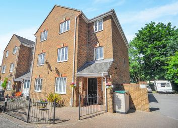 Thumbnail 4 bedroom end terrace house for sale in Silbury Mews, Swindon