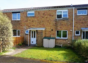Thumbnail 3 bed terraced house for sale in Sibelius Close, Basingstoke