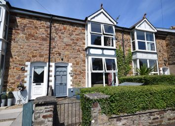 Thumbnail 3 bed terraced house for sale in Park Avenue, Bideford