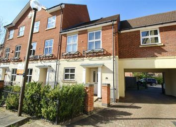 Thumbnail 3 bedroom town house for sale in Frampton Grove, Westcroft, Milton Keynes