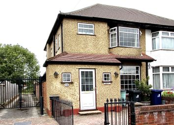 3 bed semi-detached house for sale in Avon Road, Greenford UB6