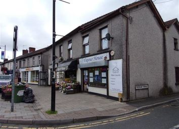 Thumbnail 2 bed flat to rent in Tredegar Street, Risca, Newport