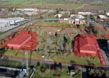 Thumbnail Commercial property for sale in Newtech Square, First Avenue, Zone 2, Deeside Industrial Park, Deeside, Flintshire