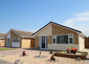 Thumbnail 2 bed detached bungalow for sale in Howe Close, Mudeford
