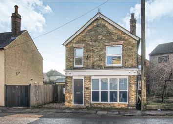 Thumbnail 3 bedroom detached house for sale in Station Road, Littleport, Ely