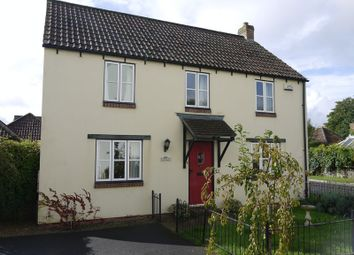 Thumbnail 4 bed detached house to rent in Mill Leat, Baltonsborough, Glastonbury