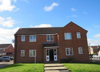 Thumbnail 1 bedroom flat to rent in Ryecroft, Strensall, York
