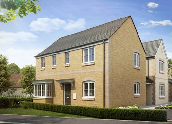 "Thumbnail 3 bed semi-detached house for sale in ""The Clayton"" at Thame Park Road, Thame"