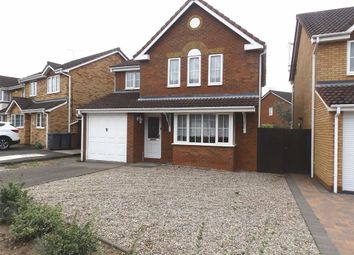 Thumbnail 4 bedroom detached house to rent in Woodrush Road, Purdis Farm, Ipswich