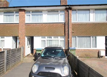Thumbnail 2 bedroom terraced house for sale in North Court Close, Rustington, Littlehampton