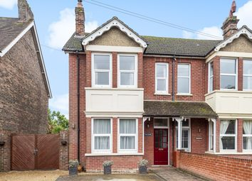 Thumbnail 4 bedroom semi-detached house for sale in Vanzell Road, Easebourne, Midhurst