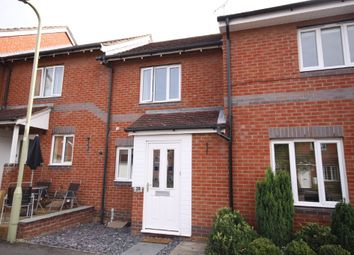 Thumbnail 2 bed terraced house for sale in Angelica Way, Whiteley, Fareham