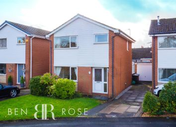 Thumbnail 3 bed detached house for sale in Empress Way, Euxton, Chorley