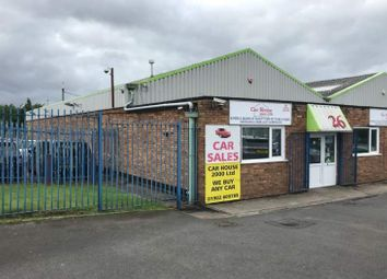 Thumbnail Light industrial for sale in Unit 26 Strawberry Lane Industrial Estate, Strawberry Lane, Wednesfield