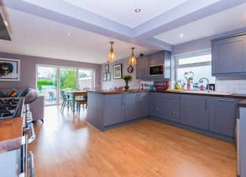 Thumbnail 4 bed bungalow for sale in Hanging Hill Lane, Hutton, Brentwood, Essex