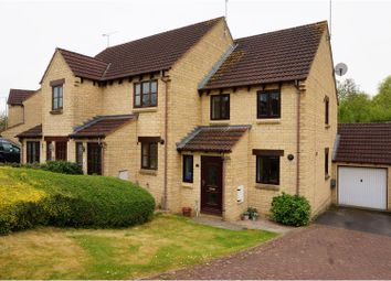 Thumbnail 3 bedroom end terrace house for sale in Roebuck Close, Royal Wootton Bassett