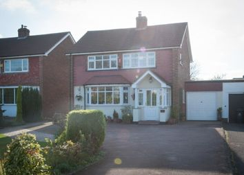 Thumbnail 3 bed detached house for sale in Chester Road, Streetly, Sutton Coldfield