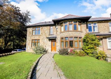 Thumbnail 3 bed semi-detached house for sale in Low Leighton, New Mills, High Peak, Derbyshire