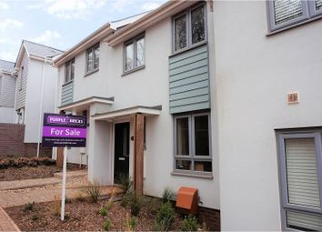 Thumbnail 3 bed terraced house for sale in Plantation Way, Torquay