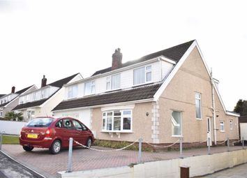 Thumbnail 3 bed semi-detached house for sale in Heol Maes Y Bryn, Loughor, Swansea