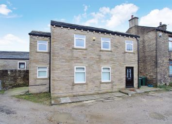 Thumbnail 3 bed detached house for sale in Queensbury Square, Queensbury, Bradford