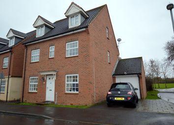 Thumbnail 5 bed detached house for sale in Kittyhawk Close, Bowerhill, Melksham