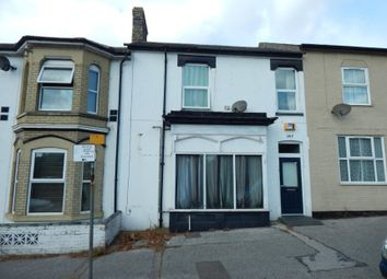 Thumbnail 4 bed terraced house for sale in 147 Clapham Road Central, Lowestoft, Suffolk