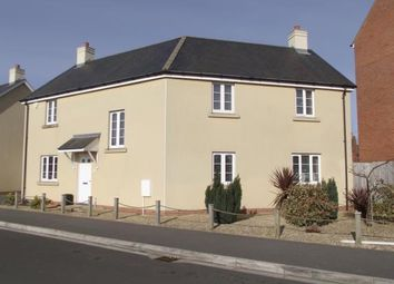 Thumbnail 4 bedroom detached house for sale in Thompson Way, West Wick, Weston-Super-Mare