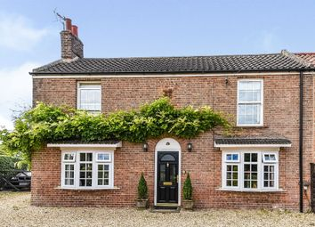 Thumbnail 3 bed cottage for sale in St Johns Road, Tilney St. Lawrence, King's Lynn
