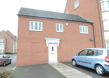 Thumbnail 2 bedroom flat to rent in Duckham Court, Coundon, Coventry, West Midlands