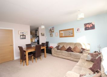 Thumbnail 4 bed terraced house for sale in Longford Way, Stanwell, Staines