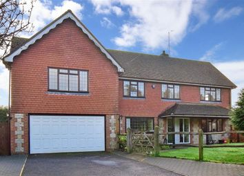 Thumbnail 4 bedroom detached house for sale in London Road, Coldwaltham, West Sussex