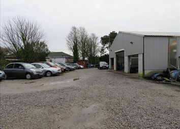 Thumbnail Commercial property for sale in The Bungalow, Scorrier Car Sales, Scorrier, Redruth